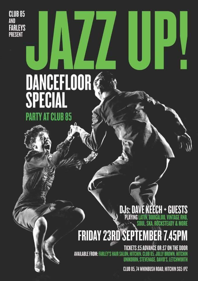 JazzUp Dancefloor Special