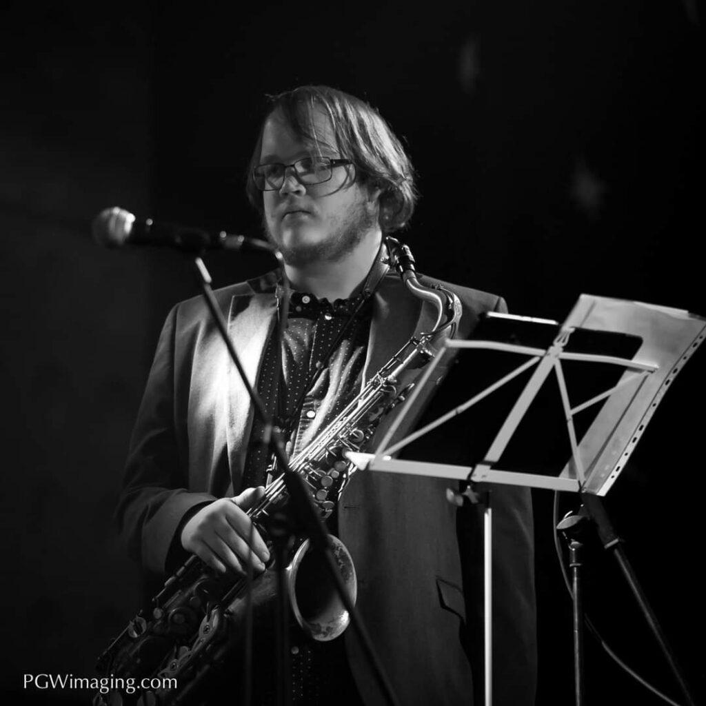 JazzUp Tom Ridout