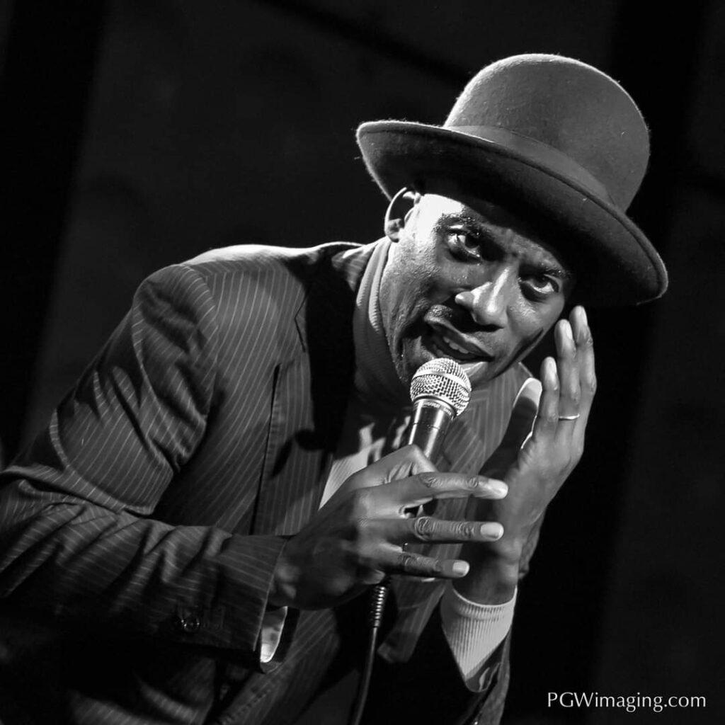 JazzUp Randolph Matthews