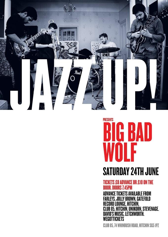 JazzUp  Big Bad Wolf