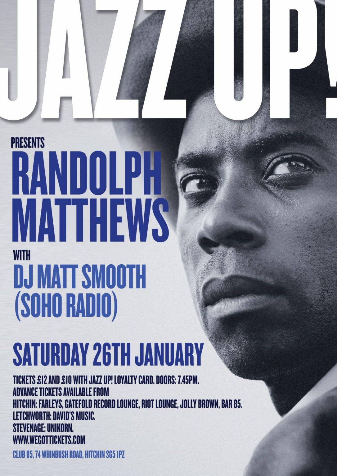 Jazz Up - Randolph Matthews