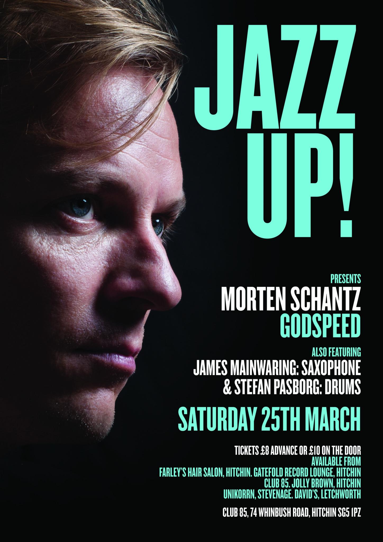 JazzUp - Morten Schantz